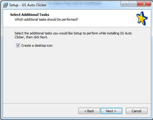 Create Desktop Icon
