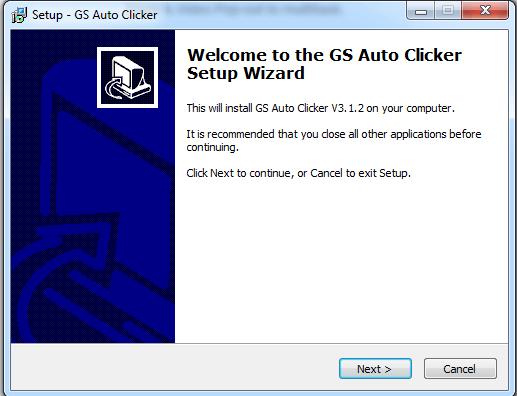 Tải phần mềm Auto Click về máy